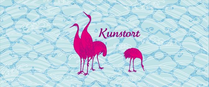 Kunstort Flyer